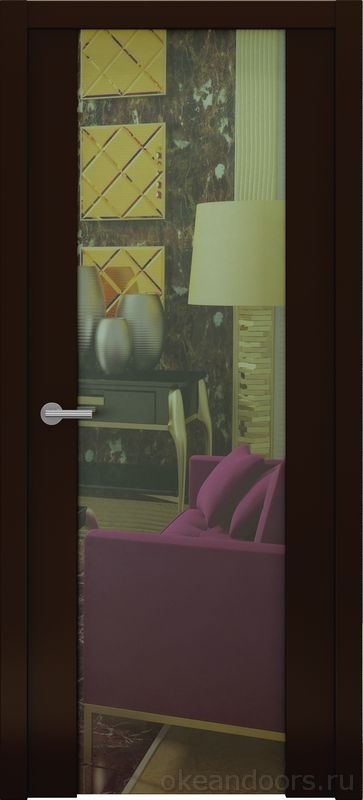 Avorio-7 (винтаж матовое, зеркало)