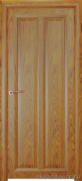 Optima-5, глухая, натуральный дуб золотой